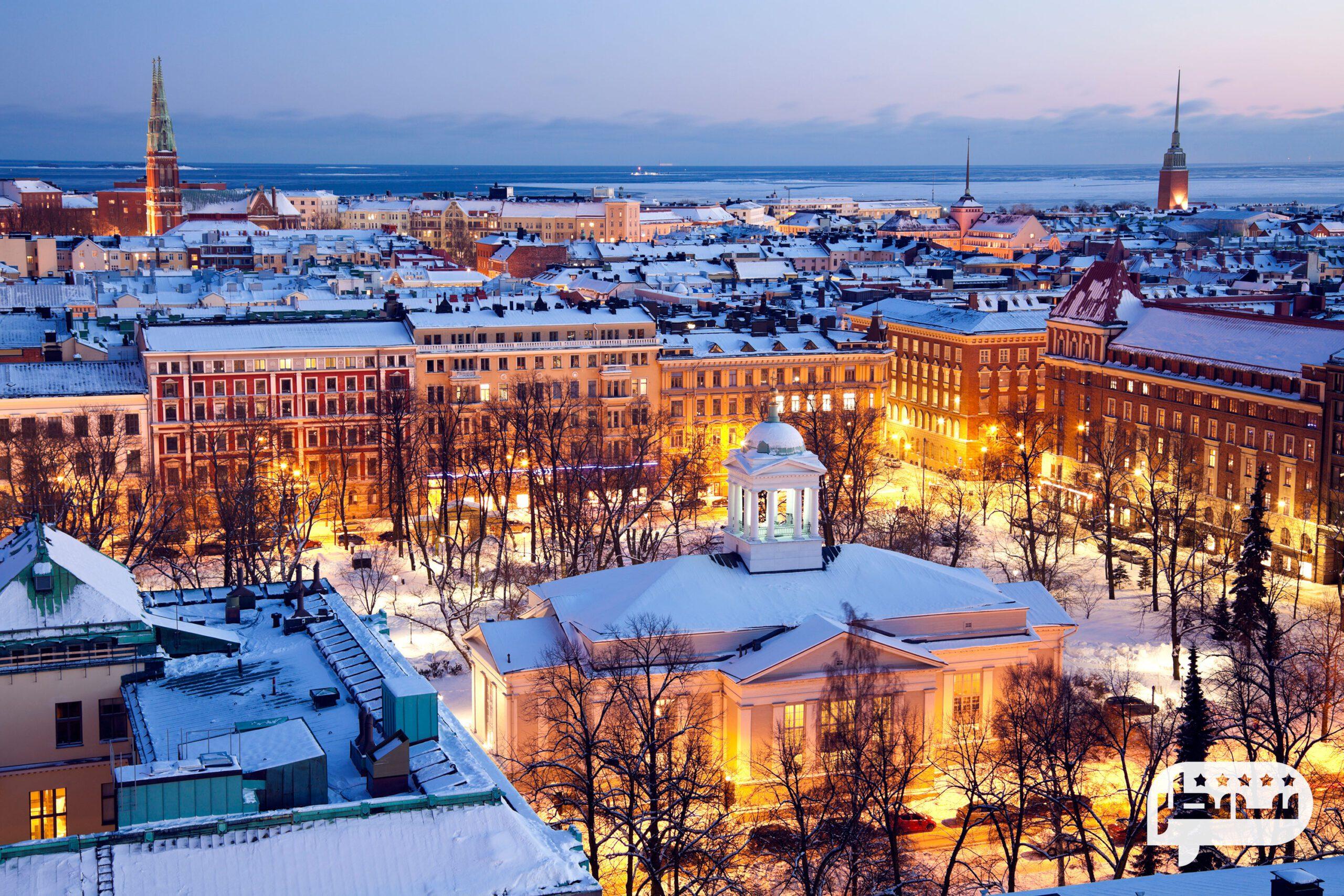 کشور اروپایی فنلاند