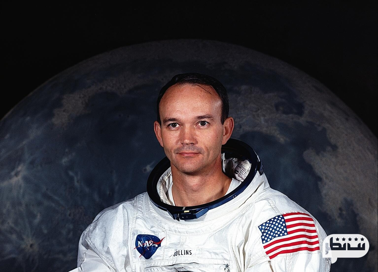 مایکل کولینز از فضانوردان معروف