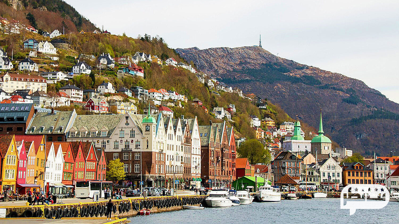 کشور اروپایی نروژ