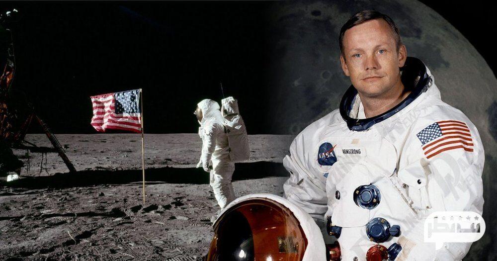 از فضانوردان معروف آرمسترانگ