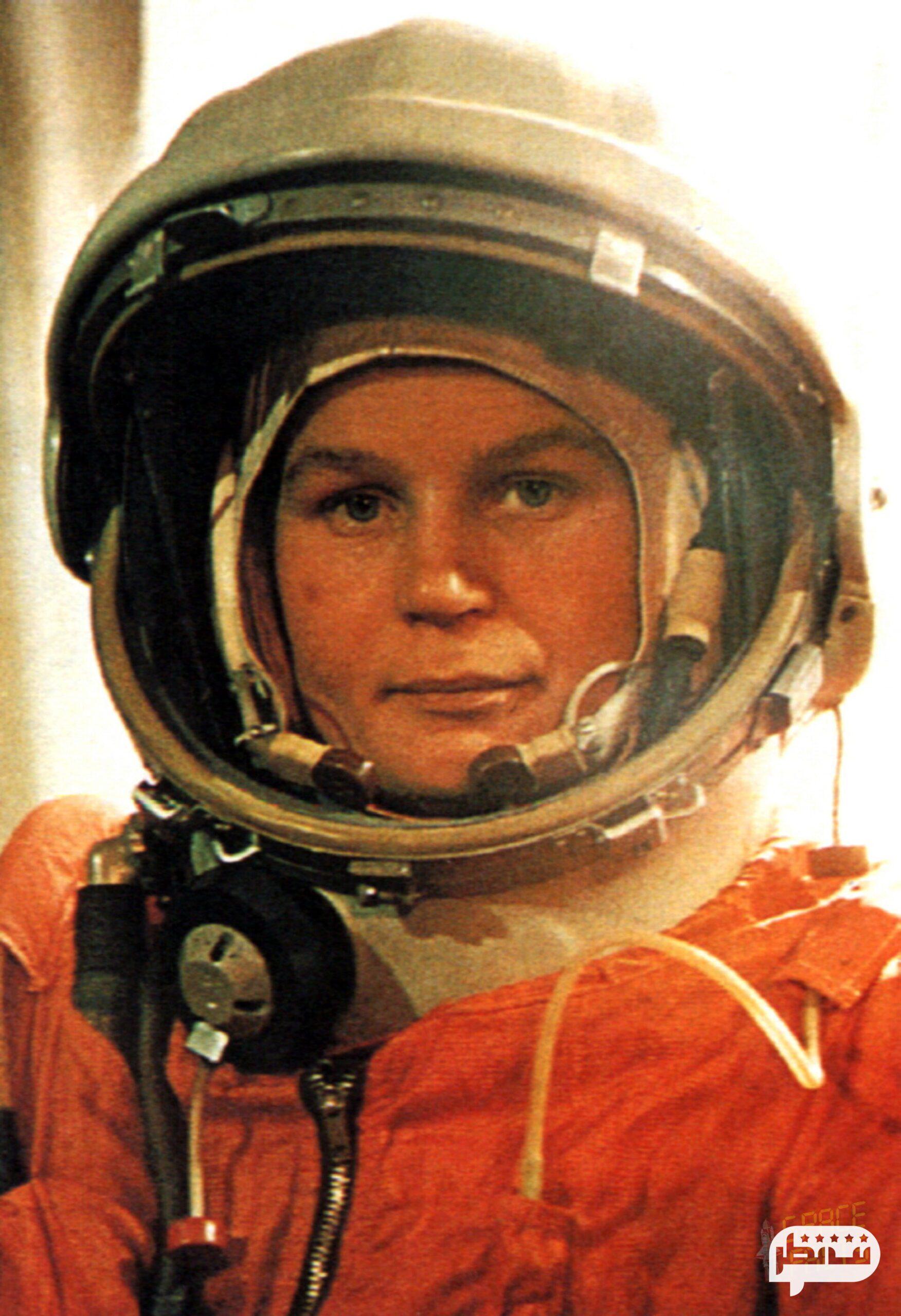 والنتینا اولین زن فضانورد
