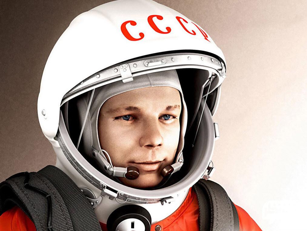 اولین فضانورد معروف گاگارین