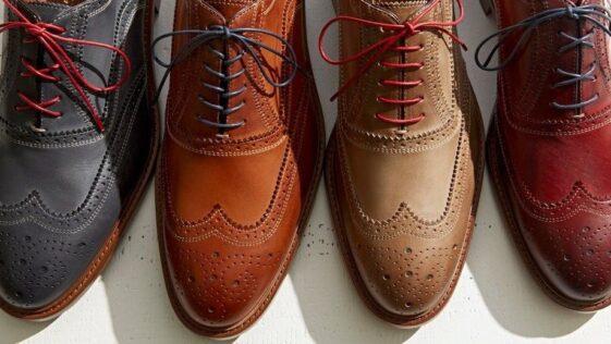 انتخاب کفش مردانه