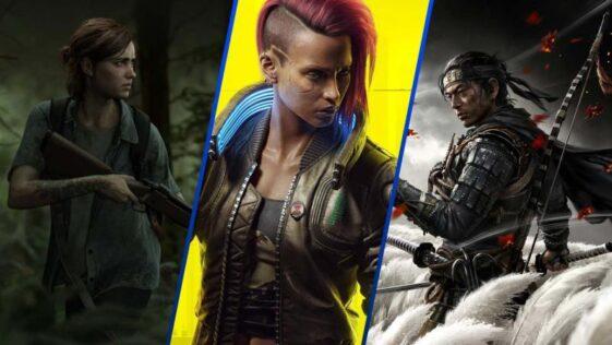 بهترین بازی های PS4 سال 2020