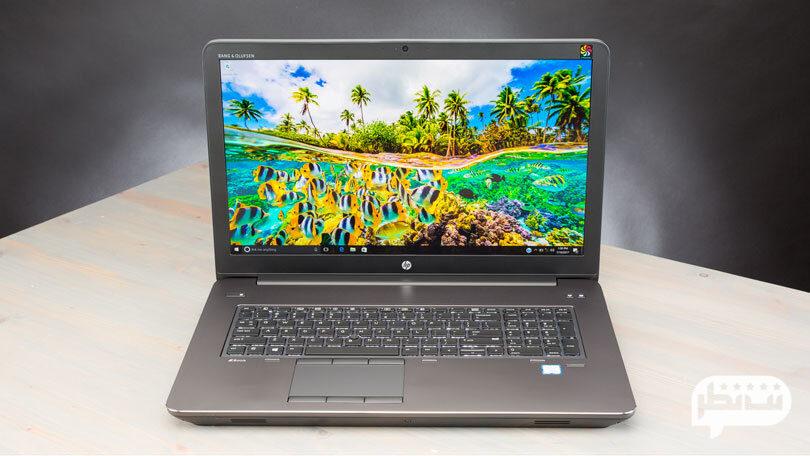 HP ZBook 17 G4 - بهترین لپ تاپ های گیمینگ