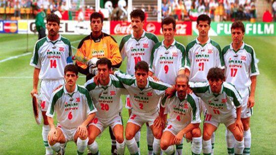 ترکیب تیم ملی ایران جام جهانی ۹۸ فرانسه