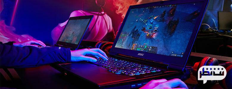 لپ تاپ ام اس آی 15.6 اینچی مدل GT63-10SF Raider RGB پردازنده Core i7 رم 32GB حافظه 512TB 1TB گرافیک 8GB- از بهترین لپ تاپ های گیمینگ