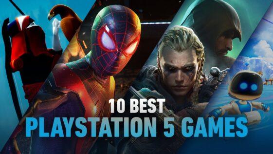 بهترین بازی های PS5 سال 2021