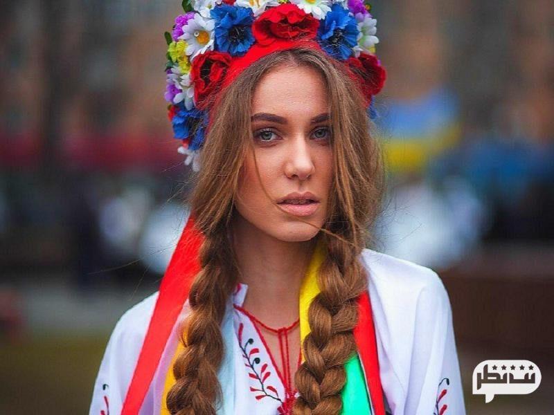 زیباترین زنان اکراینی در جهان