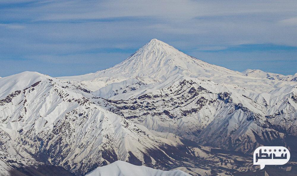 فنی ترین قله های ایران