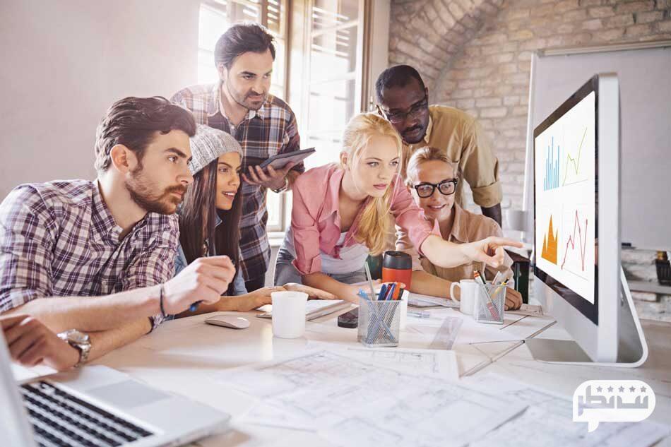 معاشرت با افراد خلاق یکی از بهترین راه های افزایش خلاقیت