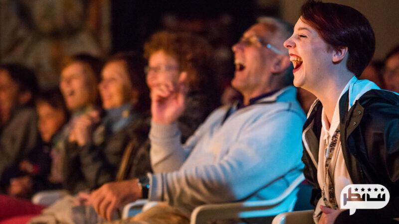 خندیدن یکی از راه های مؤثر در افزایش خلاقیت