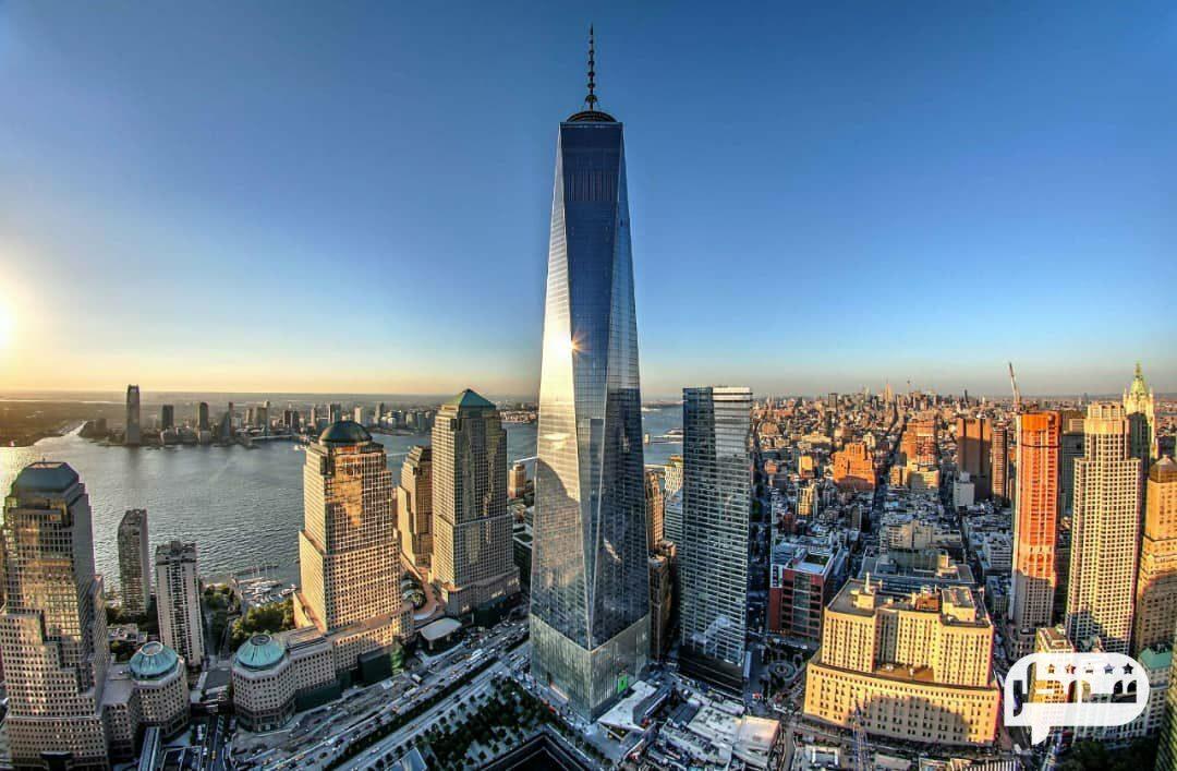 مرکز تجارت جهانی وان آمریکا