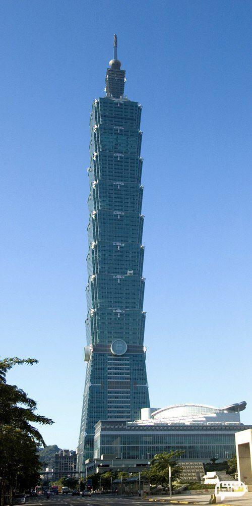 برج تایپه ۱۰۱ تایوان