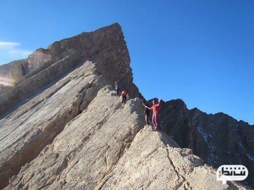 قله کول جنو از فنی ترین قله های جهان