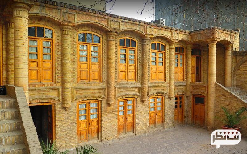 بهترین خانه تاریخی مشهد