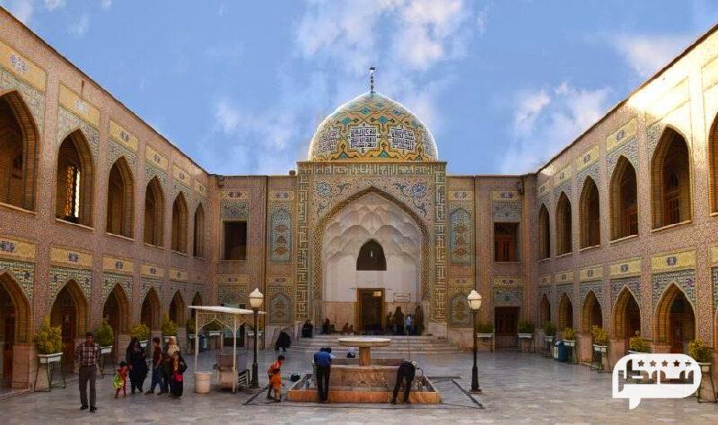 پیر پالاندوز، جاذبه گردشگری تاریخی مشهد
