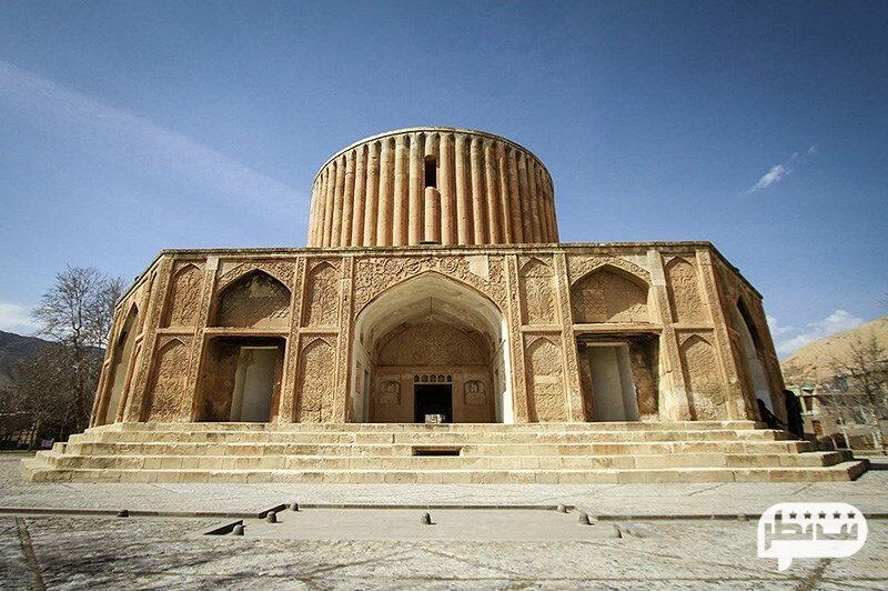 جاذبه کلات نادری مشهد