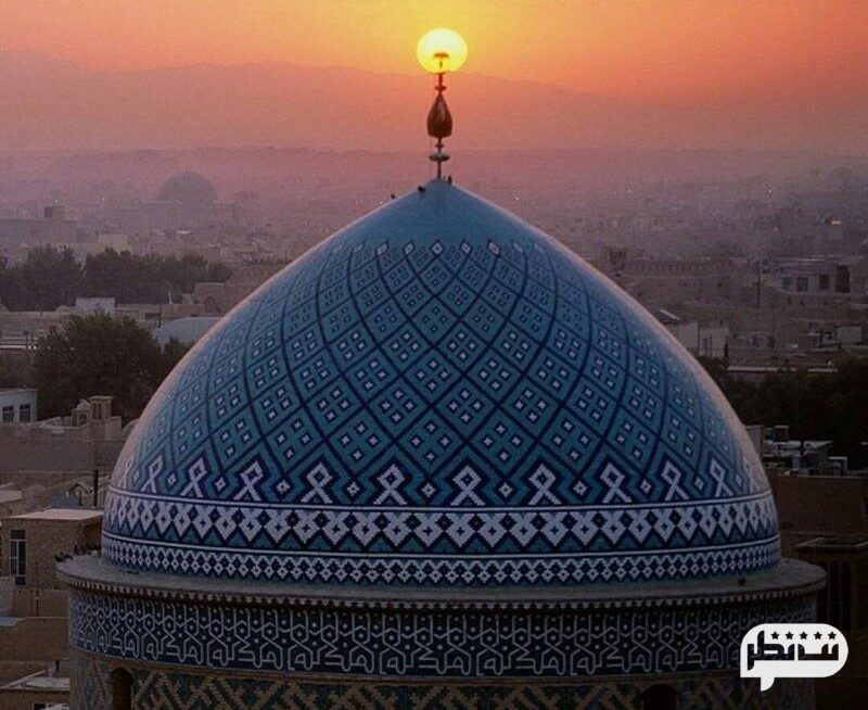 بقعه سیدرکن الدین یزد