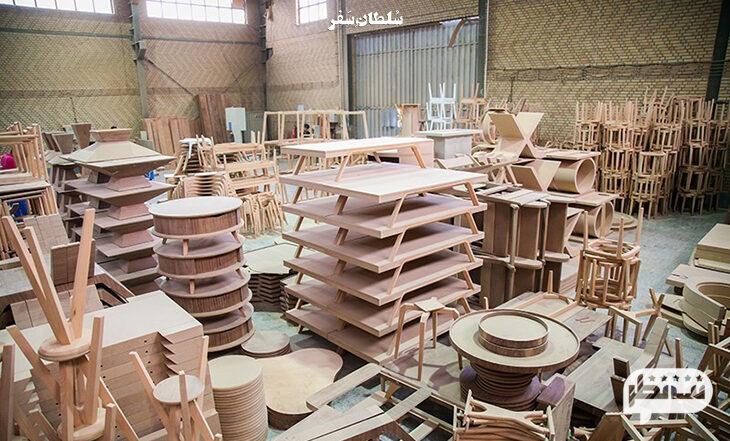 صنایع چوب