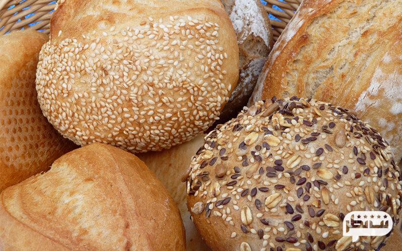 نان های سنتی از سوغاتی ارومیه