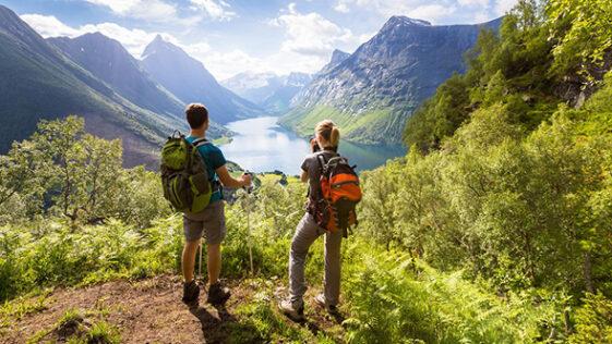 وسایل موردنیاز کوهنوردی در تابستان