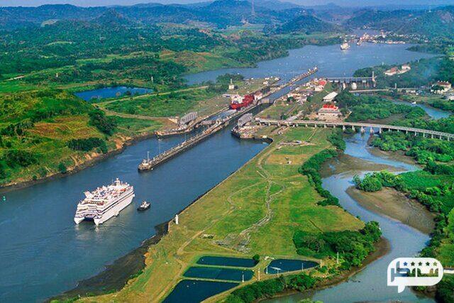 کانال پاناما در کدام قاره قرار دارد؟